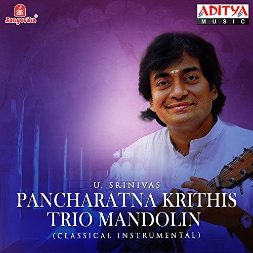 - Pancharatna Krithis - Trio Mandolin