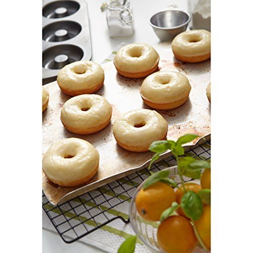 Wilton Non-Stick 6-Cavity Donut Baking Pans, 2-Count by Wilton (Image #12)