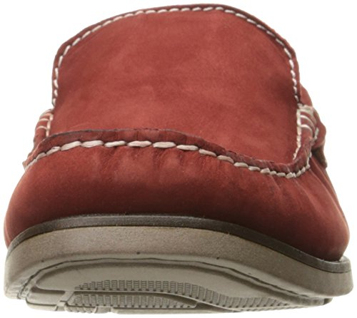 Steve Loafer Red Slip Men's on Abileen Madden aqnOrvwxaU