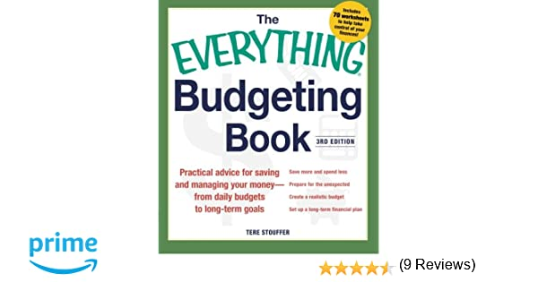 Counting Number worksheets math and money worksheets : The Everything Budgeting Book: Practical Advice for Saving and ...