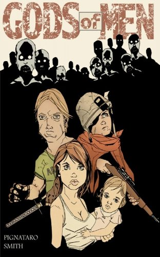 <strong>Kindle Nation Daily Graphic Novel Readers Alert! Joseph Pignataro's <em>GODS OF MEN</em> <em>(CHILDREN OF THE APOCALYPSE)</em> - 32 out of 33 Rave Reviews - Now Only $1.99 or FREE via Kindle Lending Library. But Wait! There's More!!! Enter to Have a Character in a Graphic Novel!!</strong>