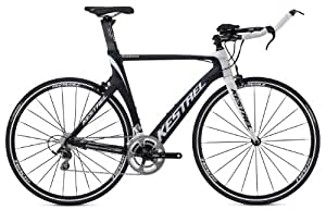 Kestrel Talon Tri Bicycle, Matte Black, Large (57cm)