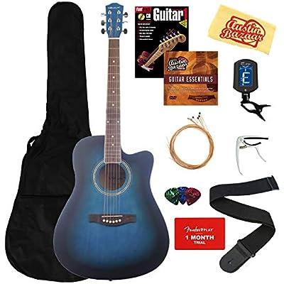 vault-41-inch-cutaway-acoustic-guitar