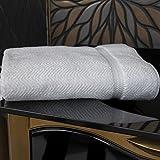 Linum Home Textiles Herringbone 100% Turkish Cotton Bath Sheet