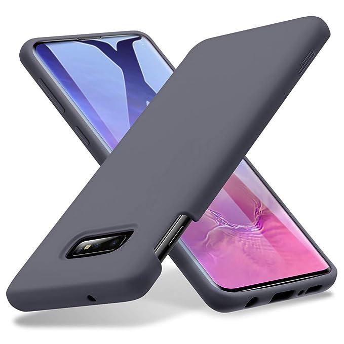 29 opinioni per ESR Cover Morbida Serie Yippee Touch per Samsung S10e, Custodia in Silicone