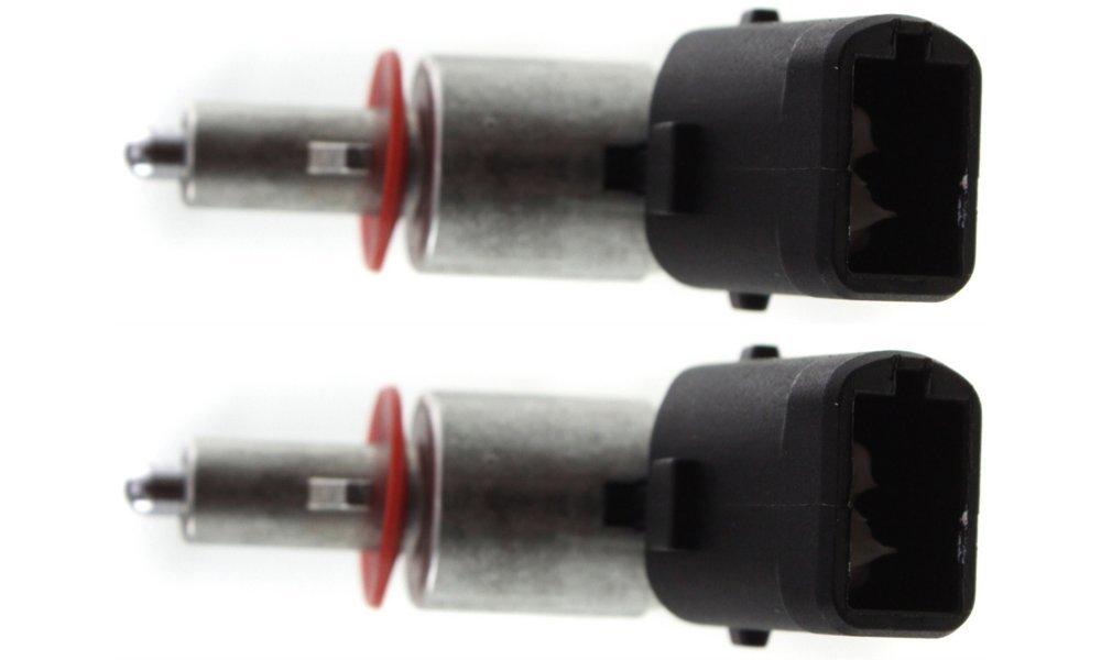 Door Jamb Switch for Lincoln Mark VIII 93-98 / Ranger 95-03 2 Terminals Set of 2 Evan-Fischer