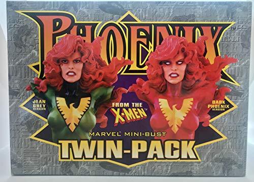519uJlBa83L Jean Grey Phoenix/Dark Phoenix (Twin-Pack) Mini Busts Bowen Designs!