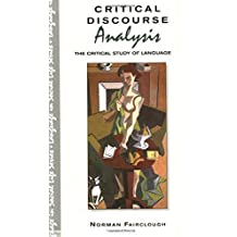 norman fairclough critical discourse analysis pdf