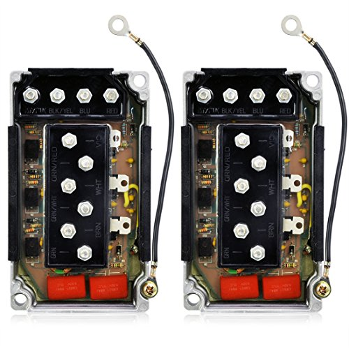 2PC MZS CDI Switch Box for Mercury Outboard Motor 50-275 HP 332-7778A3 332-7778A9 332-7778A6 332-7778A12 332-5524A1 332-7778A1 (Outboard Switch Box)