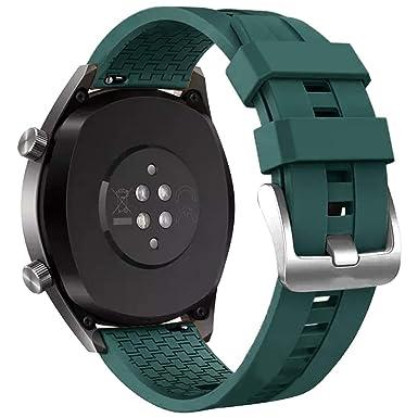 Posional Silicona Correas para Smartwatch Huawei Watch GT ...