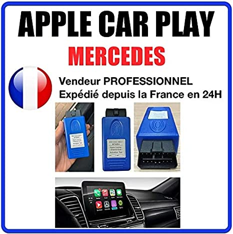 MISTER DIAGNOSTIC Strumento di attivazione Apple Carplay Android Auto per Mercedes Benz Car NTG5