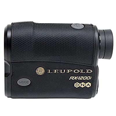 Leupold Rx-1200i W/dna Laser Rangefinder Black by Leupold