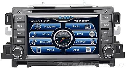 Amazon com: 2013-2015 Mazda CX-5 2014-2015 Mazda6 In-Dash Navigation