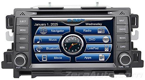 Amazon 20132015 Mazda Cx5 20142015 Mazda6 Indash Navigation Rhamazon: Mazda Radio Stock Vs Aftermarket At Gmaili.net