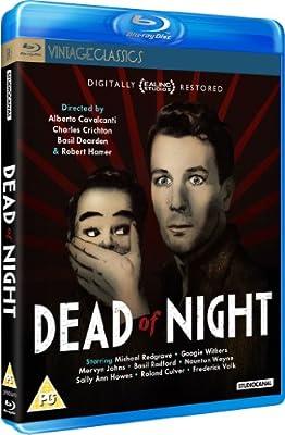Dead of Night (1945) [ NON-USA FORMAT, Blu-Ray, Reg.B Import - United Kingdom ]