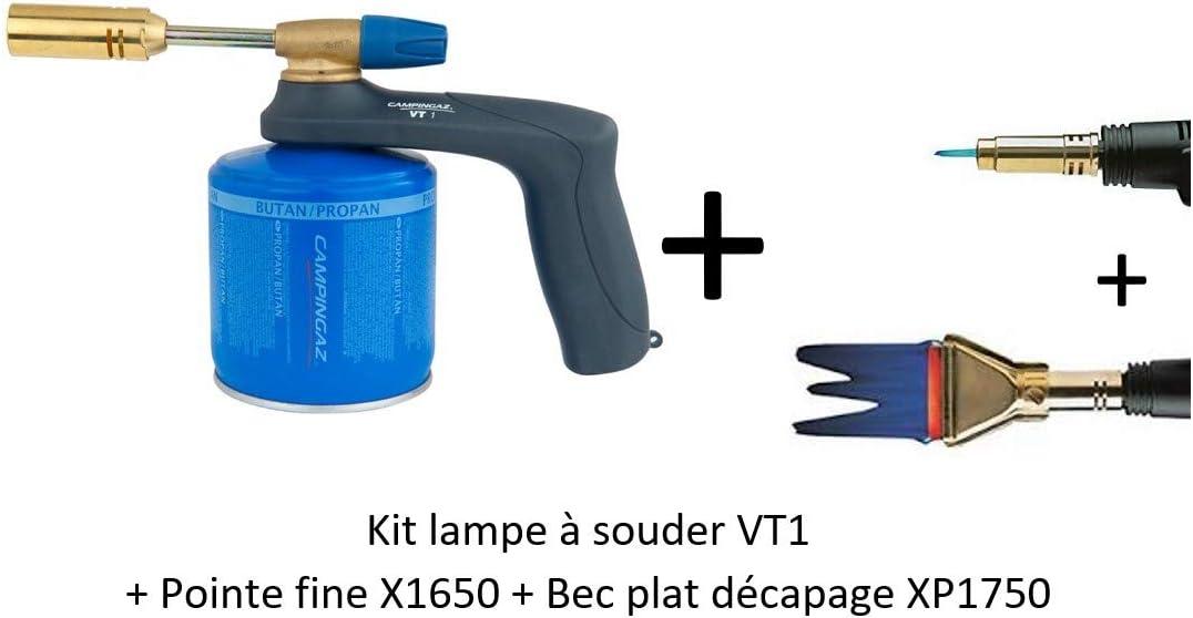 BUSE FINE X1650 LAMPE A SOUDER CAMPINGAZ VT1 BEC DE DECAPAGE XP1650