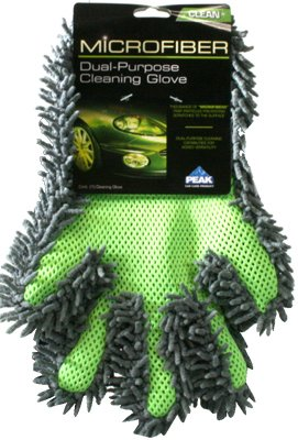 Peak Cleaning Glove Microfiber