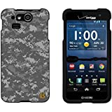 Beyond Cell® Digitial Camouflage Design - Hard Case Cover compatible with Kyocera Hydro Elite C6750 (Verizon) - Retail Packaging