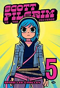 Scott Pilgrim, tome 5 : Scott Pilgrim vs. The Universe  par O'Malley