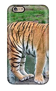 For Iphone 6 Protector Case Tiger Phone Cover