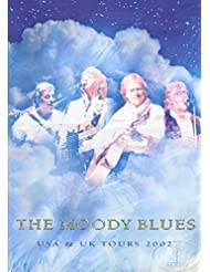 MOODY BLUES 2002 USA & UK Tour Concert Program Programme Book