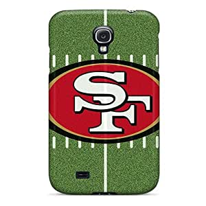 New Fashionable OrangeColor PTE18765OIRE Cover Case Specially Made For Galaxy S4(san Francisco 49ers Schedule)