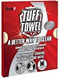 Rock-It Tuff Towel Advanced Micro-Spun Technology Cleaning Cloth (5 Pack)