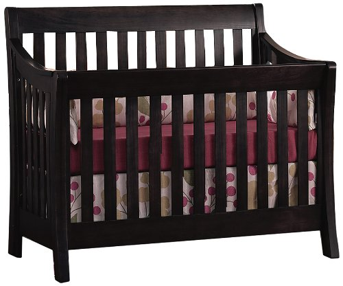 Amazon Com Baby Cache Hudson Crib Espresso Discontinued By