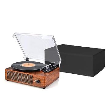 Funda protectora para tocadiscos y reproductores de grabación ...
