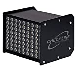 Checkline LS-5-LED LED Linear Strobe 80 LEDs, 150 mm Housing Width 24V DC powered. Supplied with 1 pc. LS-DIN