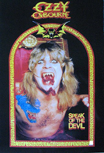 ozzy-osbourne-speak-of-the-devil-repro-poster-145-x-21-bat-biting-era-black-sabbath-frontman-sent-fr