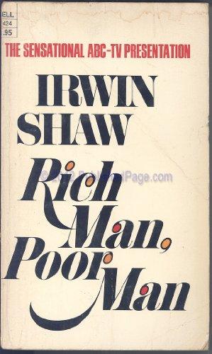 Rich Man, Poor Man by Irwin Shaw