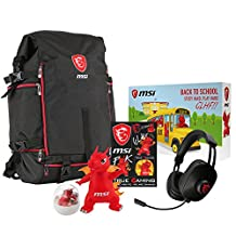 MSI Dragon Fever Bundle for Select Gt Series Items