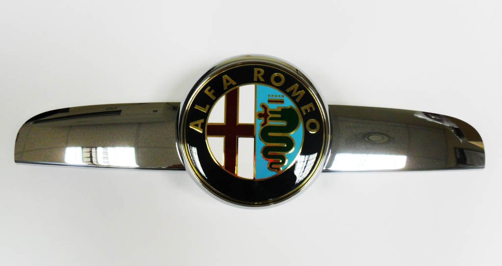 Original Alfa Romeo 159 Emblem Frontemblem Scudetto - 60690396