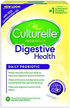 30-Count Culturelle Daily Probiotic Formula, Digestive Health Capsules