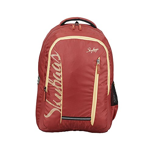 Skybags 29 Ltrs Red Laptop Backpack (LPBPROU4RED)