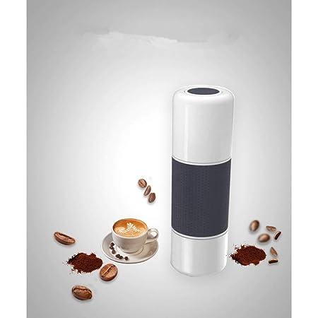 SYSWJ Cafetera Mini Portátil Máquina De Café Espresso Manual De ...