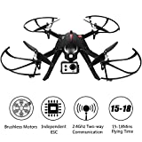 Brushless Motors Quadcopter RC Drone - MJX Bugs 3 - Flying Time 15 Mins - control distance 1000 feet - RTF - Support for Gopro Camera for Drone Racing