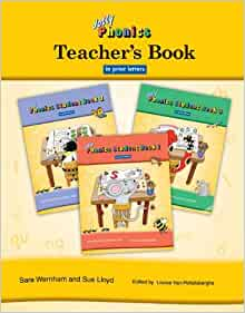 Jolly Phonics Teacher S Book In Print Letters
