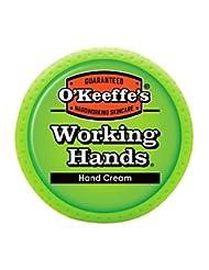 O\'Keeffe\'s Working Hands Hand Cream, 3.4 oz., Jar