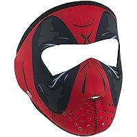ZANheadgear Unisex-Adult Neoprene Red Dawn Small Mask