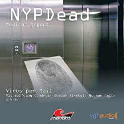Virus per Mail (NYPDead - Medical Report 4)