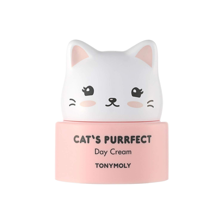 TONYMOLY Cat's Purrfect Day Cream, 50 g.