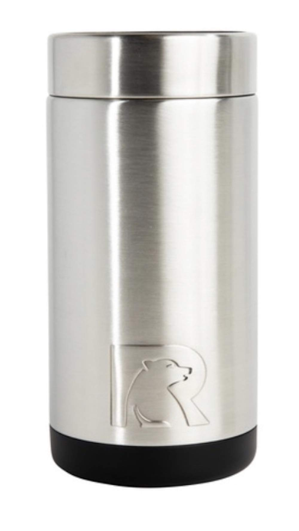 RTIC Double Wall Vacuum Insulated Tall Can, Stainless Steel