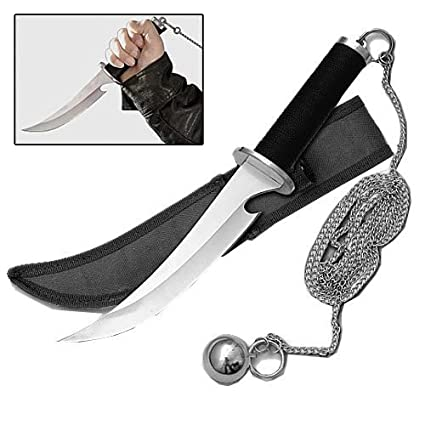 Amazon.com: Arma de la cadena de Ninja Assassin s w ...