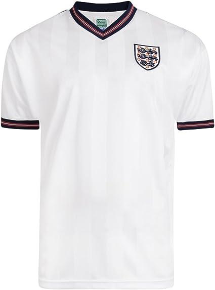 England 1986 World Cup Home Shirt