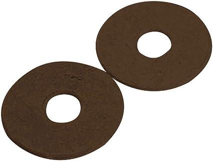Rubber Bit Cheek Guards Pair Black Brown Light Brown