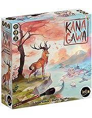 Kanagawa - Denkspel - Maak een waar kunstwerk - Voor de hele Familie - Taal: Engels
