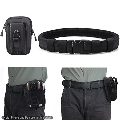 Tactical Heavy Belt Combat Utility