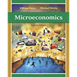 Microeconomics by William Boyes and Michael Melvin  (Jan 1, 2010)